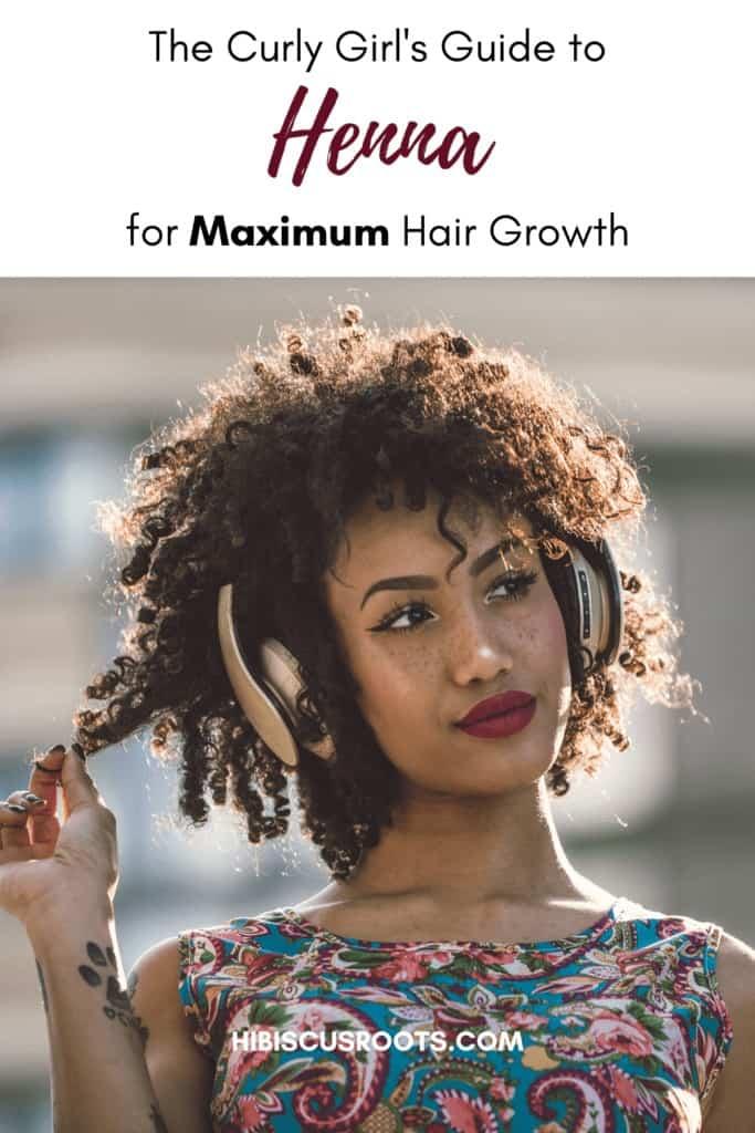 Henna for 4c hair