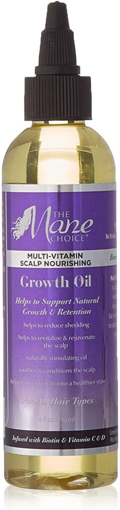 the mane choice black owned brand