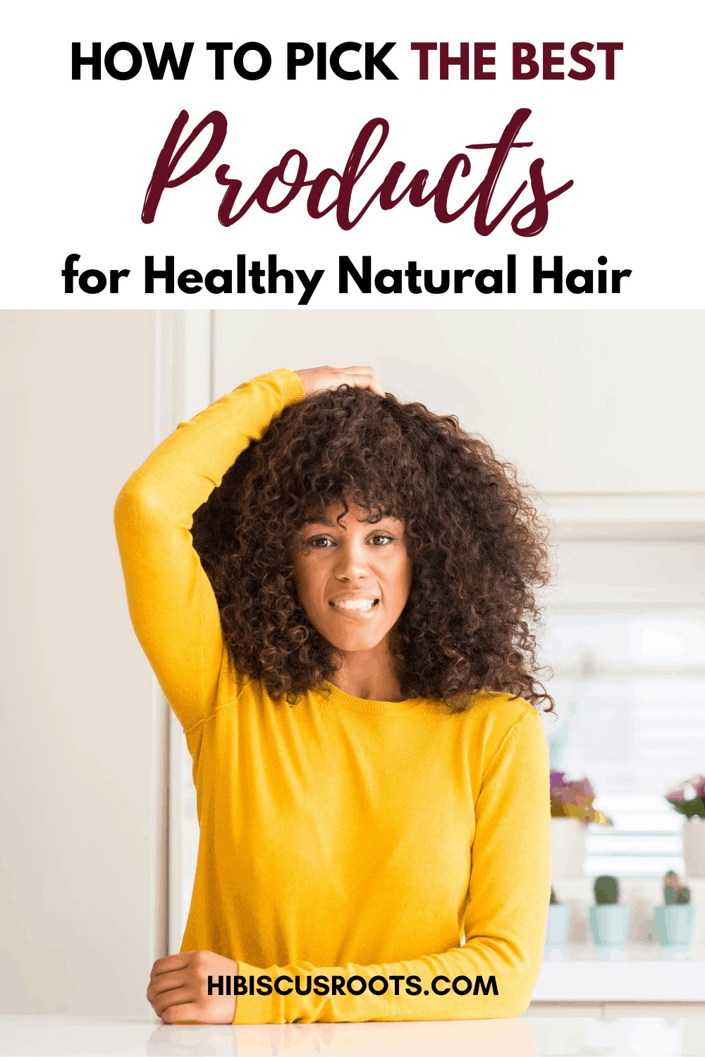 Beauty Supply Guide: How to Stop Buying the Wrong Natural Hair Products!