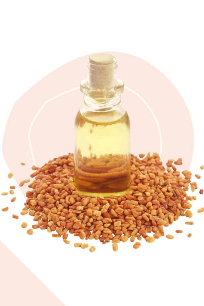 fenugreek for natural hair growth