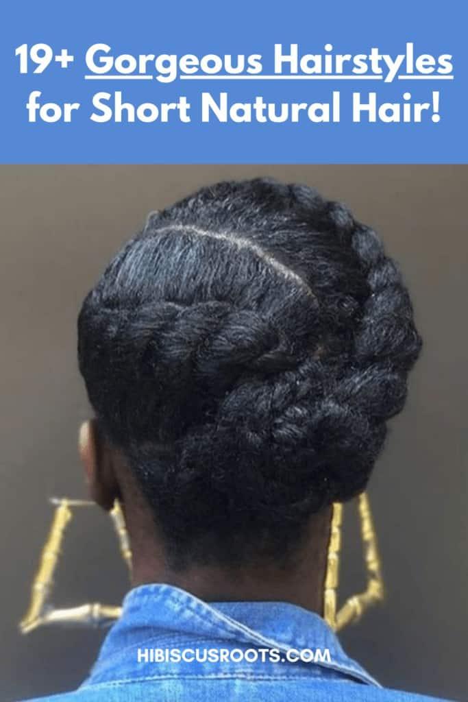 natural hairstyles for natural hair