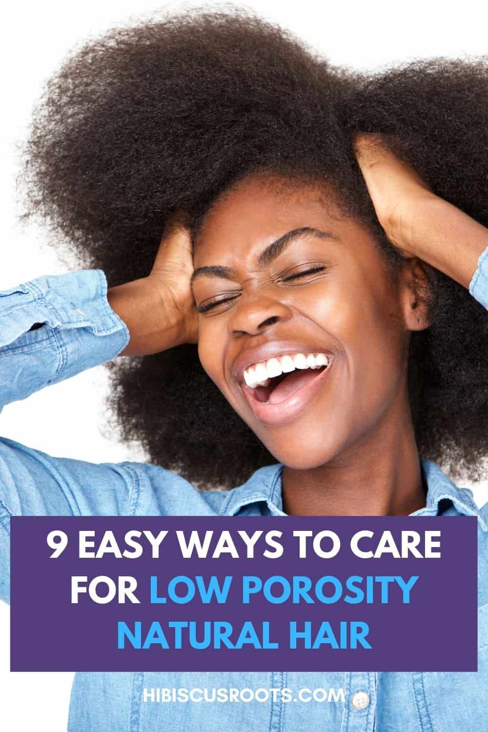 The Complete Guide to Low Porosity 4C Natural Hair!