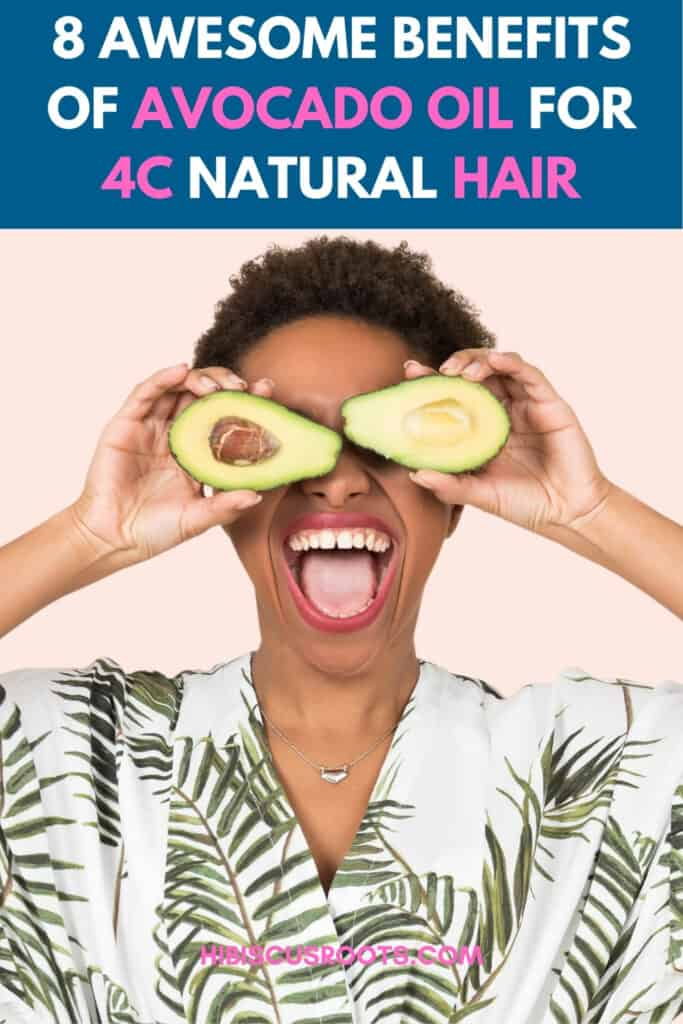 avocado oil and its benefits for hair