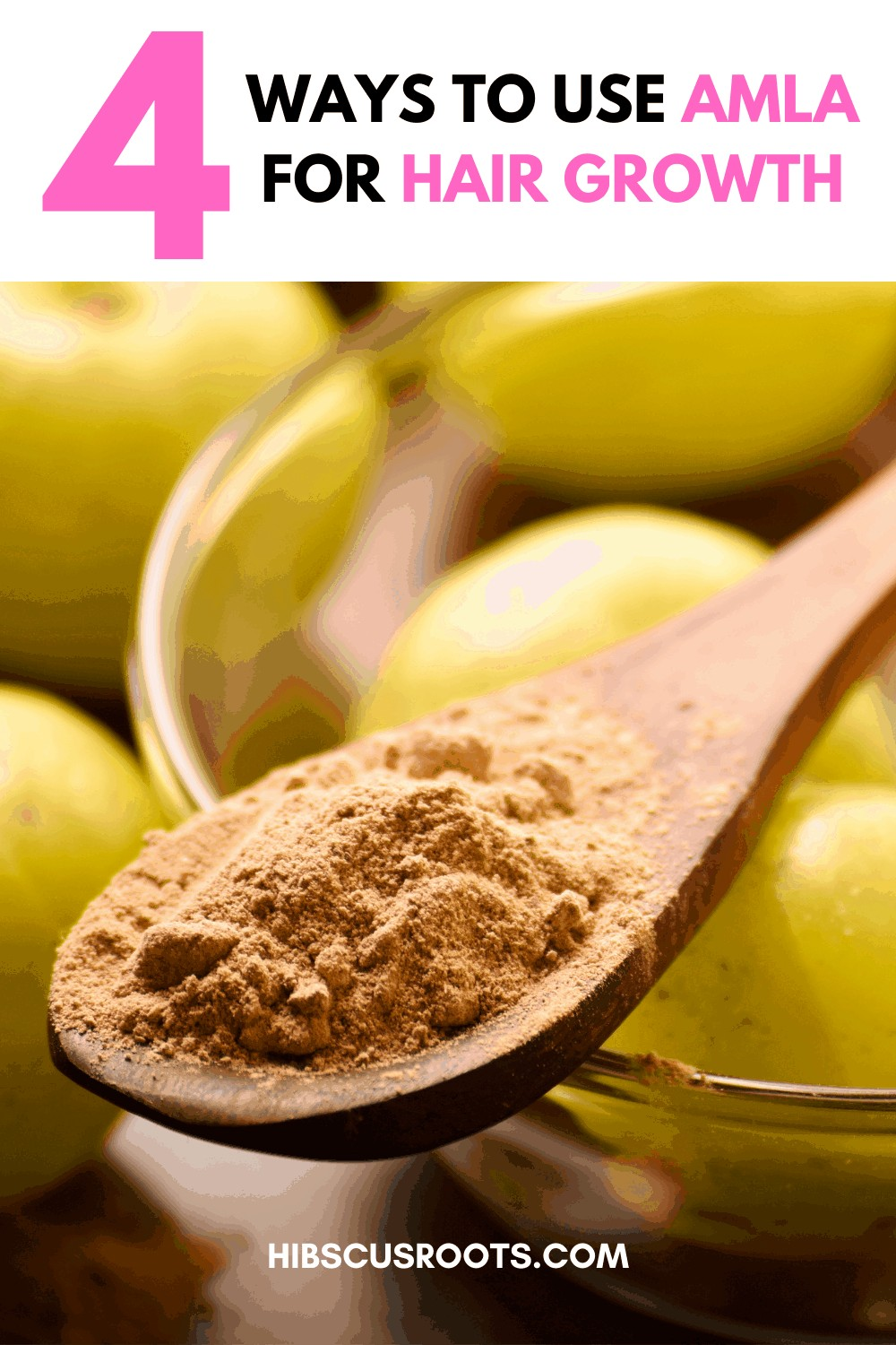 Is Amla Powder the Secret to Overnight Natural Hair Growth?
