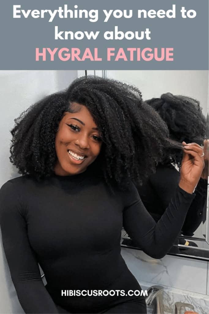 hygral fatigue for natural hair