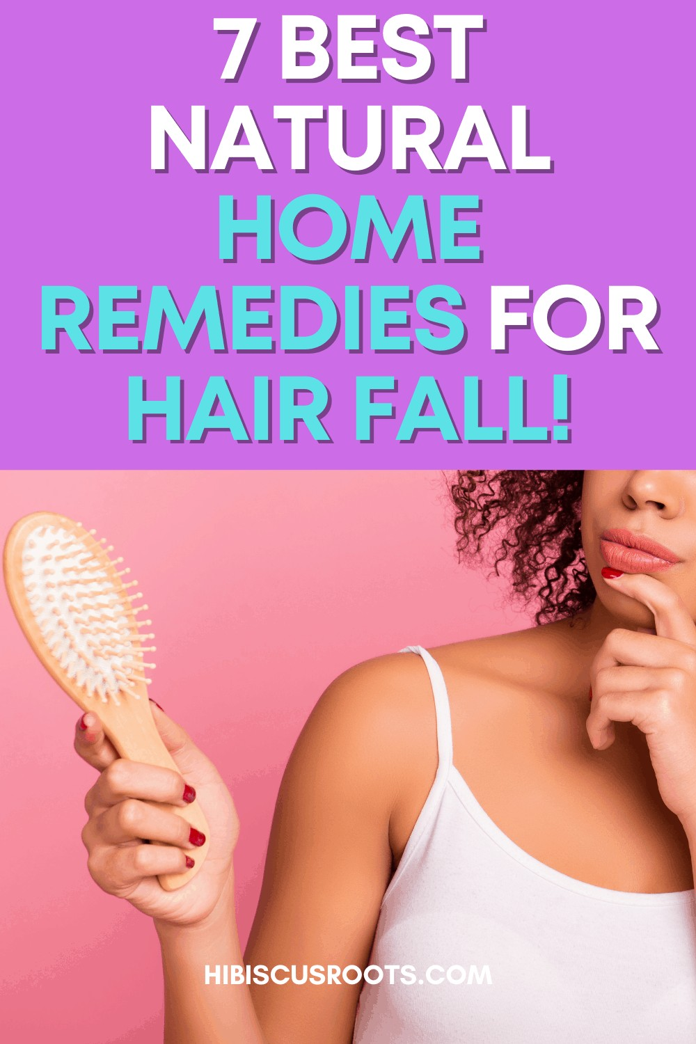 Is Your Hair Falling Out? Here's What Might be Causing It.