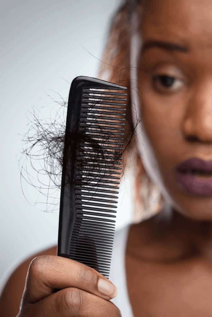 stop alopecia and hair falling out