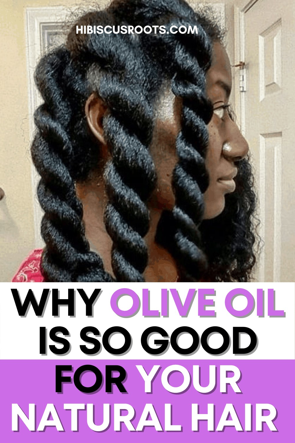 Why Olive Oil is so Good for Your Hair