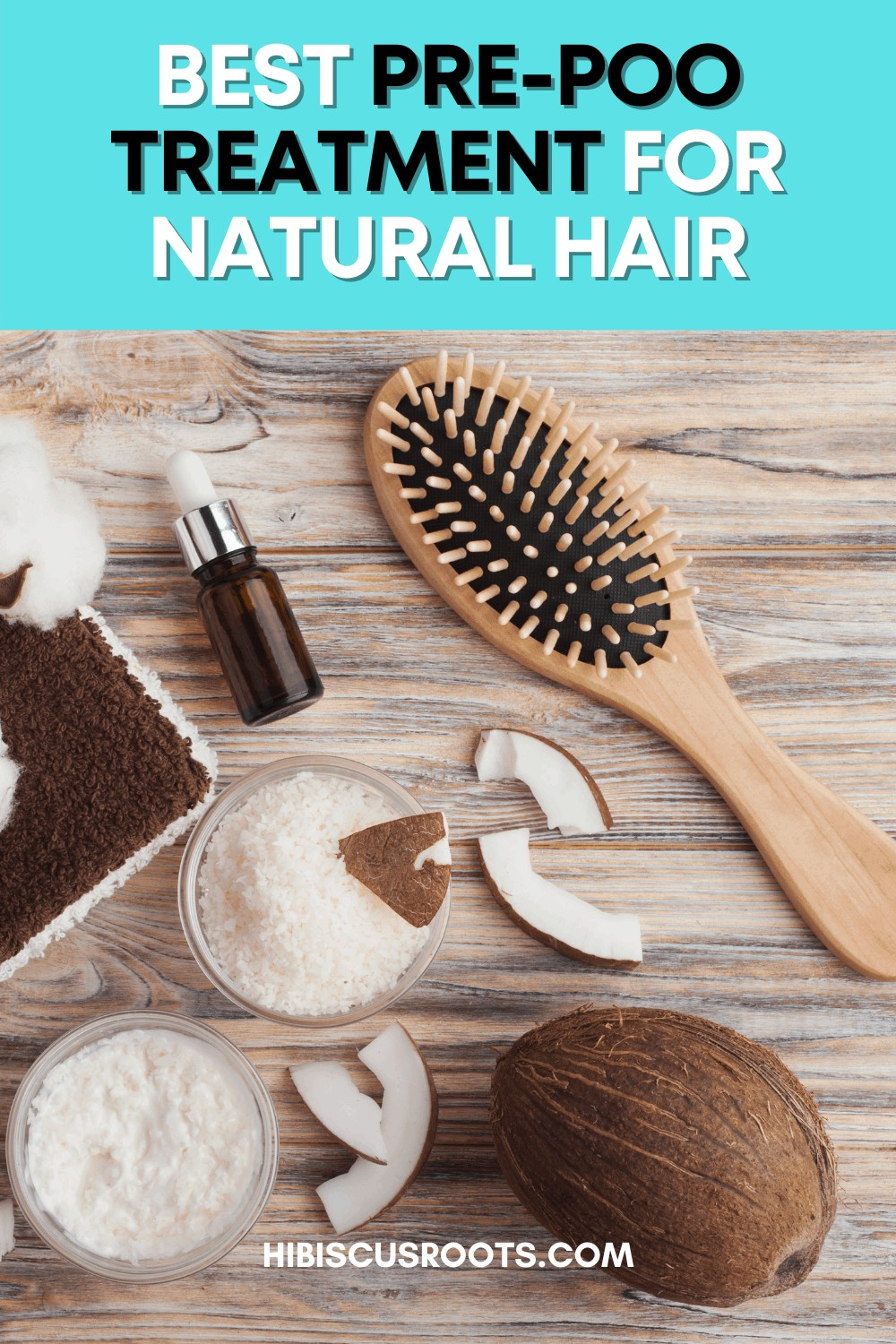 Why You Need a Solid Pre-Poo Routine for your Hair!