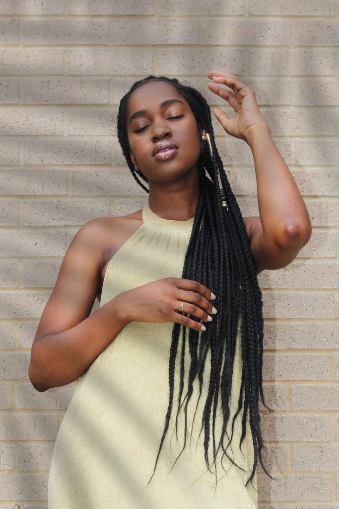 natural hair care for braids